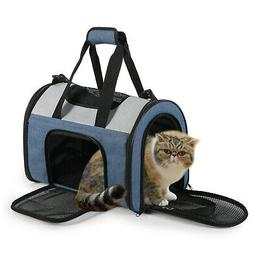 soft pet carrier