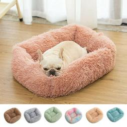 Soft Plush Orthopedic Pet Bed Slepping Mat Cushion for Small