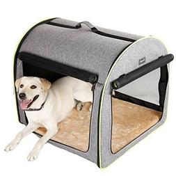Petsfit Soft Portable Dog Crate/Cat Crate/Foldable Pet Kenne