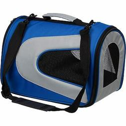 sporty mesh airline approved zippered folding collapsible