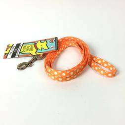 "Yellow Dog Design - Standard Pet Leash - 3/8"" x 60"" - Orange"