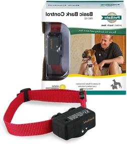 PetSafe Static Basic Bark Control Collar For dogs 8 lb and u