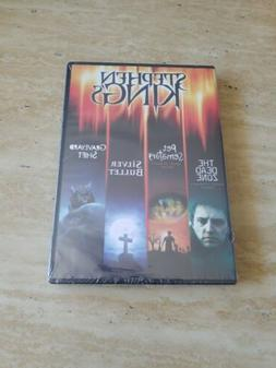 Stephen King Collection DVD Gift Set  Dead Zone Pet Sematary