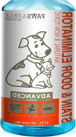 OxGord Professional Strength Organic Pet Stain Remover & Odo