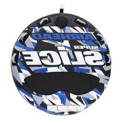 Airhead Super Slice Inflatable Triple Rider Towable Tube Wat