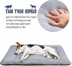 PETSGO Super Soft Warm Crate Mats Dog & Cat Beds