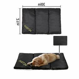 PETSGO Super Soft Warm Crate Mats Dog & Cat Beds for Crates-