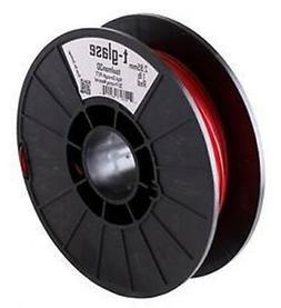 taulman3D T-Glase PET Co-Polymer Filament - 1.75mm, Red