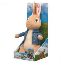~❤️~Talking Beatrix Potter PETER RABBIT Movie 2 soft toy