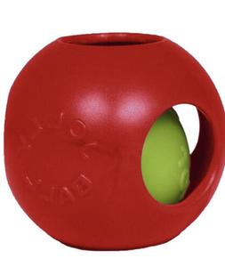 """Jolly Pets Teaser Ball Dog Toy, Large 8""""- Free Shipping"""