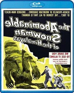 THE ABOMINABLE SNOWMAN OF THE HIMALAYAS New Blu-ray Hammer F