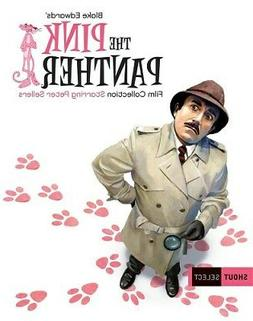 THE PINK PANTHER FILM COLLECTION STARRING PETER SELLERS New