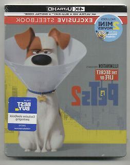 The Secret Life of Pets 2 2019 4K Ultra HD/Blu-ray/Digital,