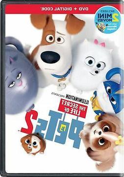 The Secret Life of Pets 2  NO SLIP COVER