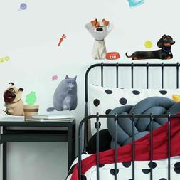 The Secret Life Of Pets 2 RoomMates Vinyl Wall 18 Bedroom De