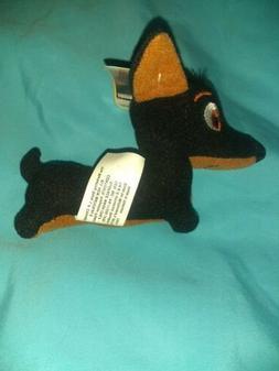 "The Secret Life of Pets BUDDY Dachshund Dog  5"" Plush McDona"
