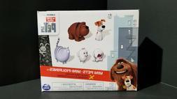 The Secret Life Of Pets-Mini Pets-Mini Figurines Set of 5 Co