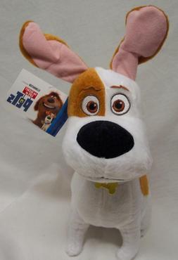 "The Secret Life of Pets SOFT MAX PUPPY DOG 12"" Plush Stuffed"