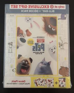 THE SECRET LIFE OF PETS:Target Exclusive Gift Set  NEW