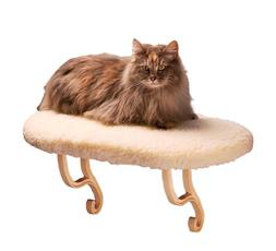 "K&H Pet Products Kitty Sill  Fleece 14"" x 24"""