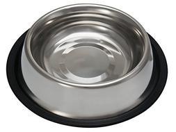 Loving Pets Standard No-Tip Dog Bowl, 32-Ounce