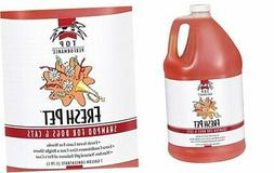 Top Performance Fresh Pet Shampoo, 17-Ounce Gallon