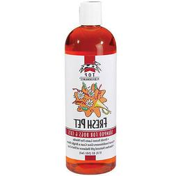 Top Quality Professional FRESH PET Scent Shampoo for Dogs &