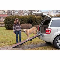 Pet Gear Travel-Lite Tri-Fold Large Small Dog Pet SUV Furnit