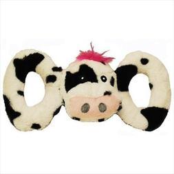 Jolly Pets Tug-a-Mal Cow Medium