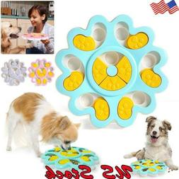 US Dog Food Toy Pet Smart Puzzle Interactive Toys Puppy Trai