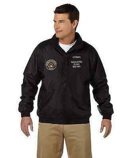 US Navy Personalized Custom Embroidered Fleece Jacket NWT