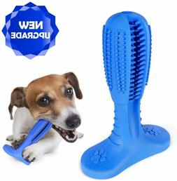 US stock-Dog Toothbrush Chew Toy oral Care Brush Stick Natur