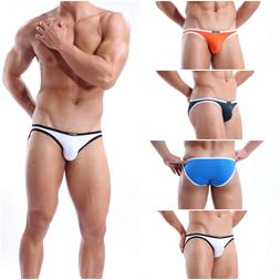 US Stock Men's sexy underwear bikini Briefs Swimwear G-strin
