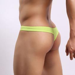 USA Seller Men Thongs bikini underwear G-string Jockstrap Sw