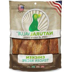 Loving Pets Natural Value All Natural Soft Chew Chicken Tend