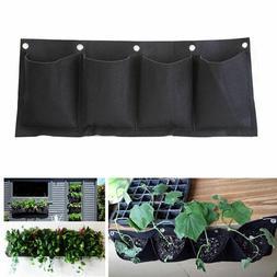 Vertical Hanging Plant Pot Wall Planting For Garden Seedling