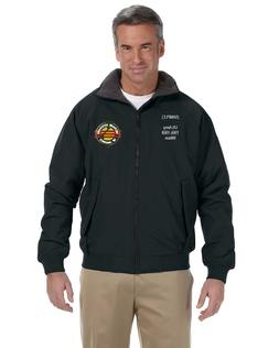 Vietnam Veteran Personalized Custom Embroidered Cold Weather