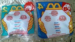 Vintage McDonalds Happy Meal Toys Littlest Pet Shop Unicorn