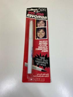 Pro Illustrator Vintage Red Eye Remover Pen  - New