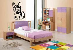 Wall Art Vinyl Sticker Decal Mural Room Design Dog Puppy Pet
