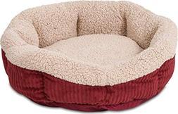 """Warm Spice, Creme Self Warming Cat Bed, 19"""" Aspen Pet Pet Su"""