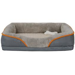 "Washable Durable Large Pet Sofa Bed 31"" Soft Memory Foam Dog"
