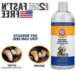 WATER ADDITIVE for Dogs Reduce Plaque Tartar Control Pet Den