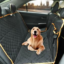 Waterproof Dog Car Seat Cover Hammock for Cat Pet SUV Van Ba