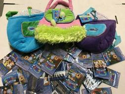 Webkinz Pet Carriers  With 30 Bonus Card Packs With Online C