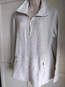 SOFT SURROUNDINGS Westport Pullover Top-Magnolia-NEW-SZ PM,P