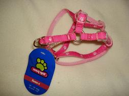 Top Paw X-Small Pet Dog Cat Harness Step In Adjustable Pink