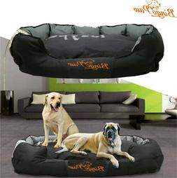 XXL Extra Large Jumbo Orthopedic Pet Dog Bed Dog Kennel Bask