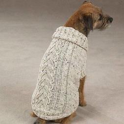 Zack & Zoey DUBLIN DOG PET SWEATER Limited Sizes