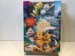 Zhu Zhu Pets Quest for Zhu Gift Set with Figurines - DVD